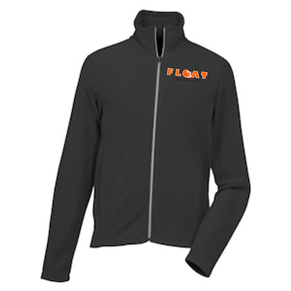 FLOAT Logo Fleece Jacket - Mens
