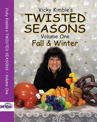 Vicky Kimble's Twisted Seasons Vol. 1