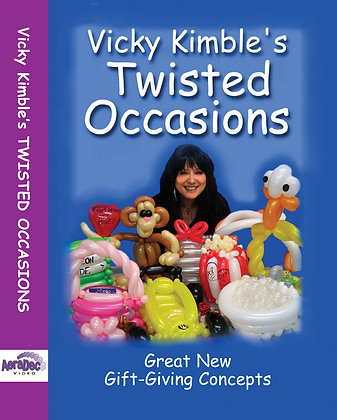 Vicky Kimble's Twisted Occasions