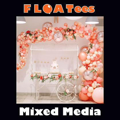 Mixed Media Decor FLOATEE Entry Fee