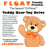 FLOAT 2020 Philomena toy drive details I