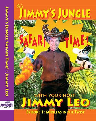 Jimmy's Jungle Safari Time Ep. 1