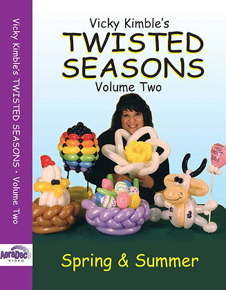 Vicky Kimble's Twisted Seasons Vol. 2