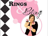 Rings and Bling with Melissa Vinson, CBA