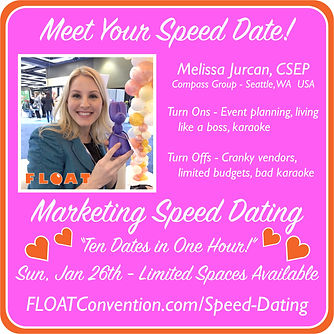FLOAT 2020 speed dating profile JURCAN.j