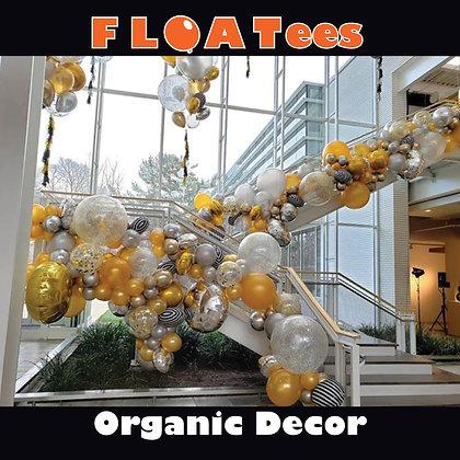Organic Decor FLOATEE Entry Fee