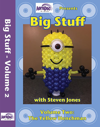 Big Stuff Vol 2 - Yellow Henchman