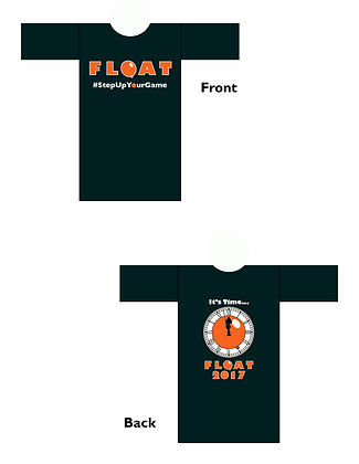 Official FLOAT 2017 Logo T-Shirt - 2X