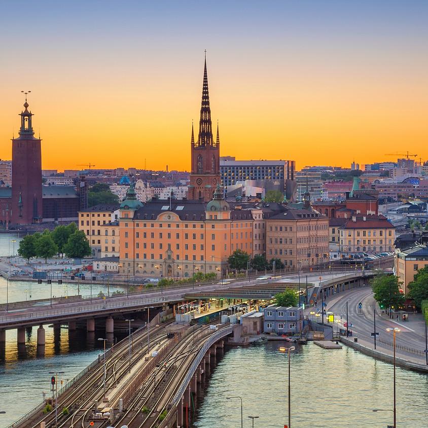 Stockholmsresan 2019
