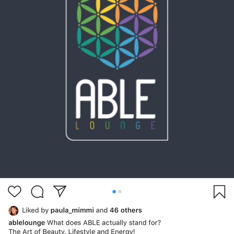 Able Instagram