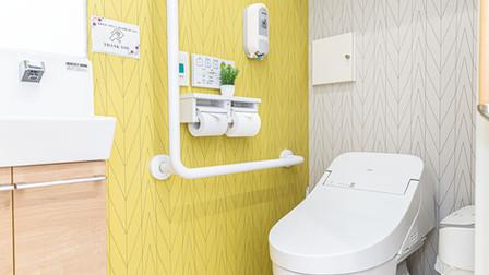 内視鏡室 トイレ