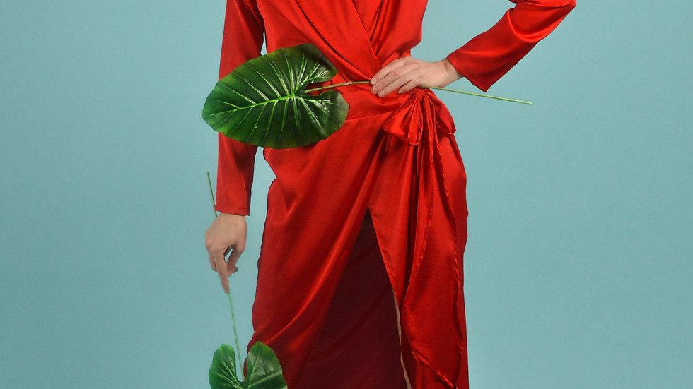 Rojo Pasion - Bastet Noir Vestido de Gala