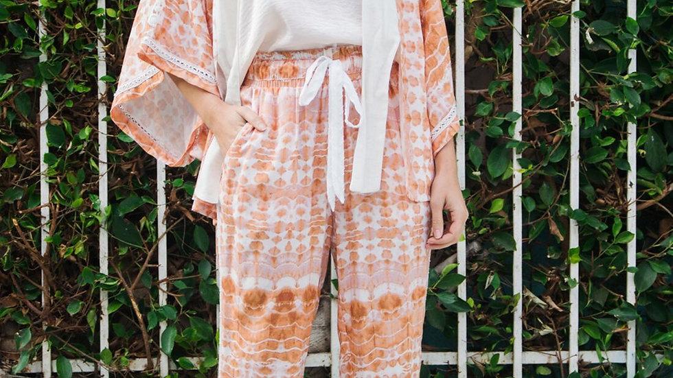Kimono de Playa - Covance Mixed Raga Kimono