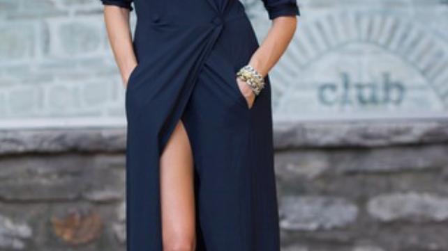 Vestido Largo - Bastet Noir Shirt Dress