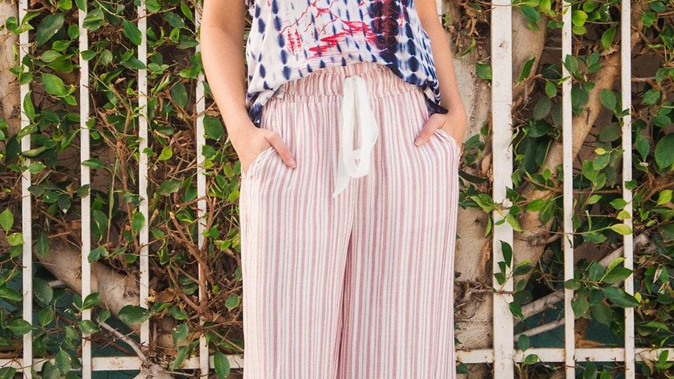 Pantalon de Playa - Pantalon holgado a la Cadera estilo Boho