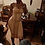 Thumbnail: Vestido sin mangas - Liso estilo tubo Strapless Stretchy