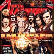 Metal Hammer |Rammstein