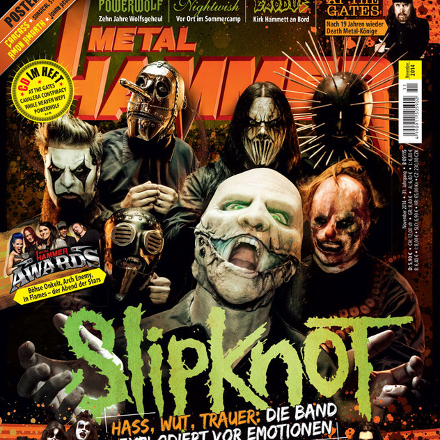 Metal Hammer | Slipknot