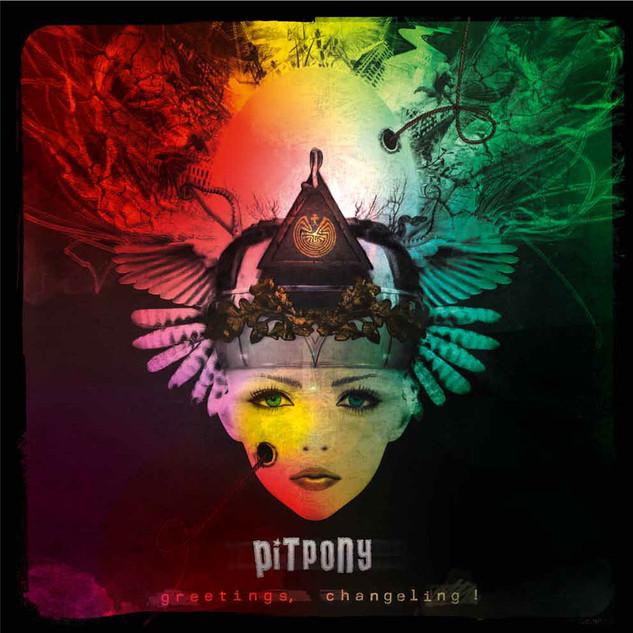Pitpony | Greetings Changeling