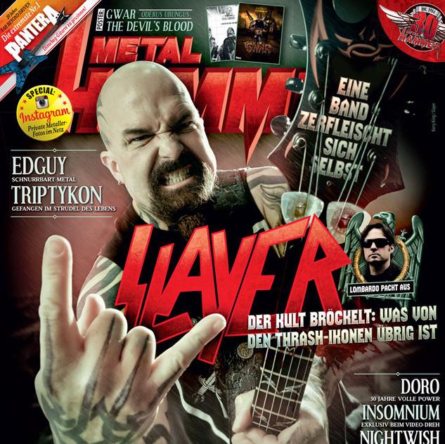 Metal Hammer | Slayer