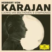 Herbert von Karajan - Ludwig van Beethoven: 9 Symphonies