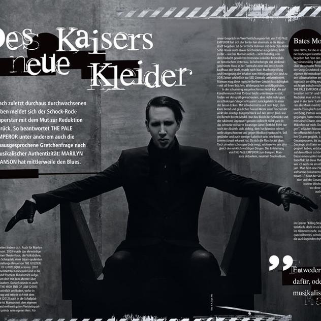 Metal Hammer | Marilyn Manson