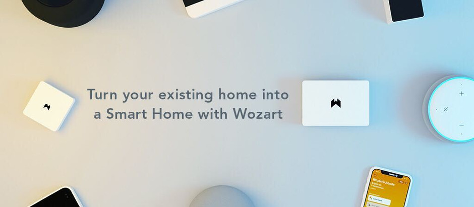 Turn Your Existing Home into a Smart Home with Wozart