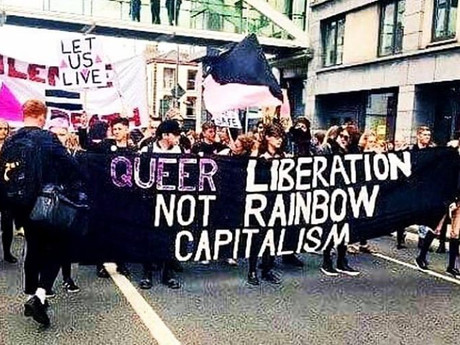 Rainbow Capitalism: Not Queer and Not Helping