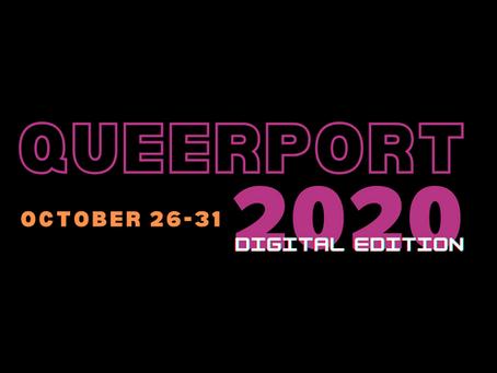 Queerport 2020: A Virtual Festival