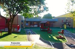 Preescolar entrada principal