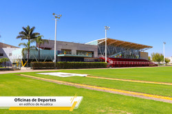 Oficinas de Deportes