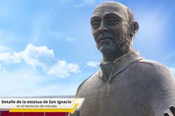 Estatua San Ignacio