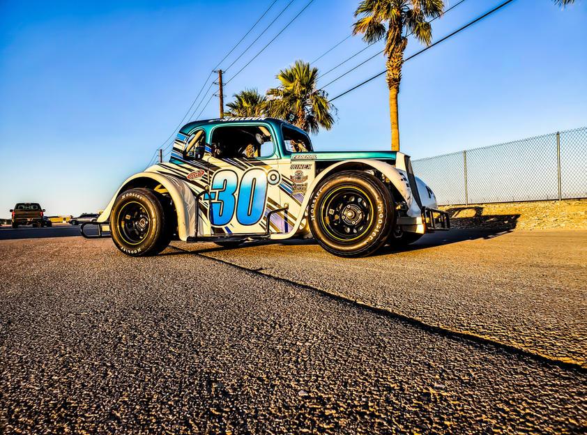 Vegas Motor Speedway