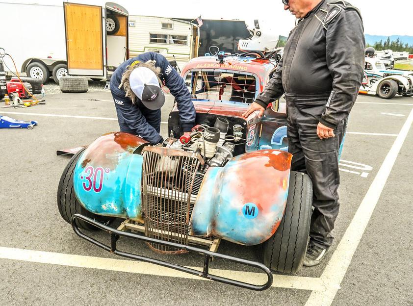 Quick Fix at Alaska Raceway Park