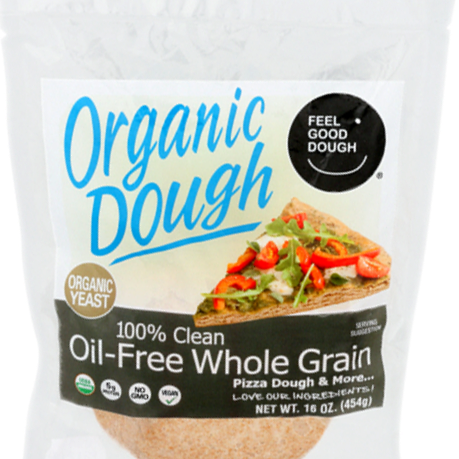 Oil Free Whole Grain Feel Good Dough