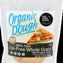 Oil Free Whole Grain Feel Good Dough