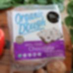 Feel Good Dough Chocolate Organic Pizza Dough