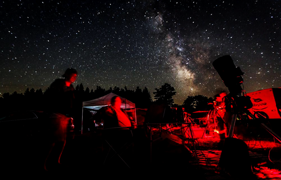 Stargazing, Cherry Springs State Park, things to do in central PA, skywatch, astronomy, astronomy in centre county PA, astronomers, telescopes, night sky