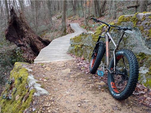 Centre County Mountain Biking