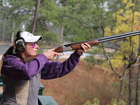 SHOOTING SPORTS ARE FOR EVERYONE
