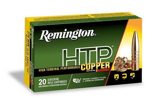 REMINGTON HTP COPPER - BARNES - 168 GR TSX