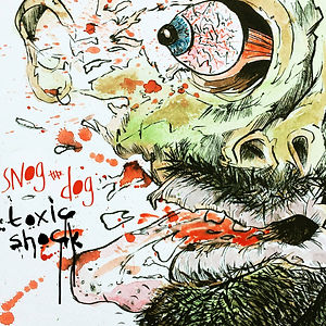 Snog The Dog - Toxic Shock EP cover.jpg