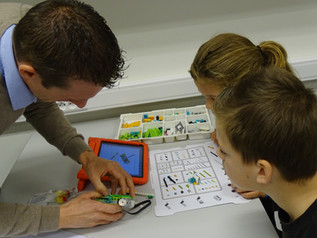 6A Lego-workshop deel 2 (28/11/17)