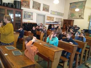 3A Designmuseum en school van toen (20/04/20)