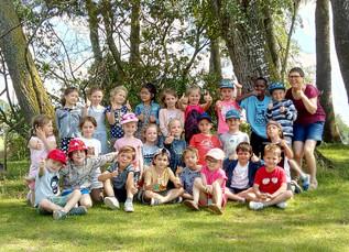 1ste leerjaar Piratensportdag (28/06/19)