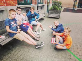 6B: start schooljaar (04/09/2020)
