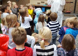 Opening schooljaar kleuterschool