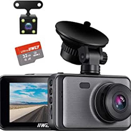 IIWEY EC018 Dual Dash Cam