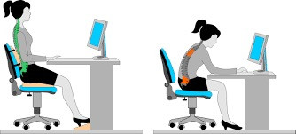 Is your sitting posture putting you at risk for pain?