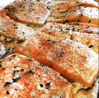 Salmon Season To Perfection